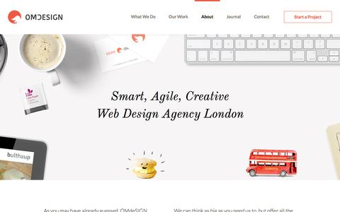 OMdeSIGN - Web Design Agency London