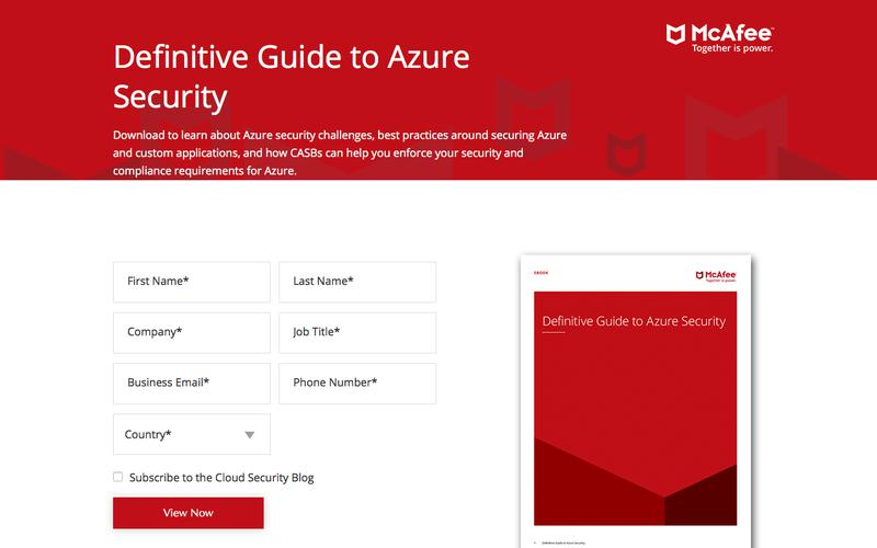 Definitive Guide to Azure Security