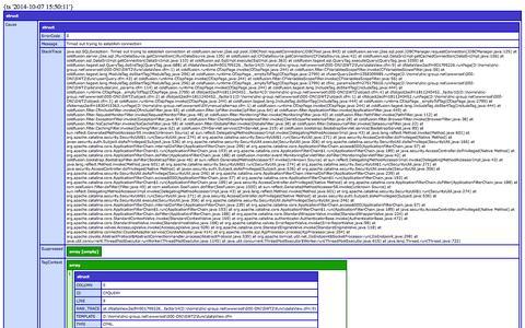 Screenshot of Site Map Page vanbaelbellis.com - Van Bael & Bellis - captured Oct. 7, 2014