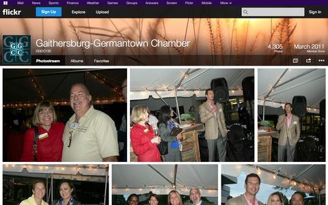 Screenshot of Flickr Page flickr.com - Flickr: GGCC132's Photostream - captured Oct. 22, 2014