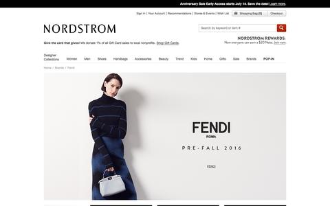 Fendi   Nordstrom