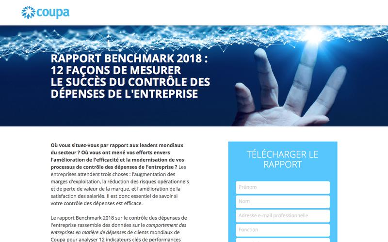 2018 Business Spend Management Benchmark Report | 12 Ways to Measure the Success of your BSM Program | Coupa Software
