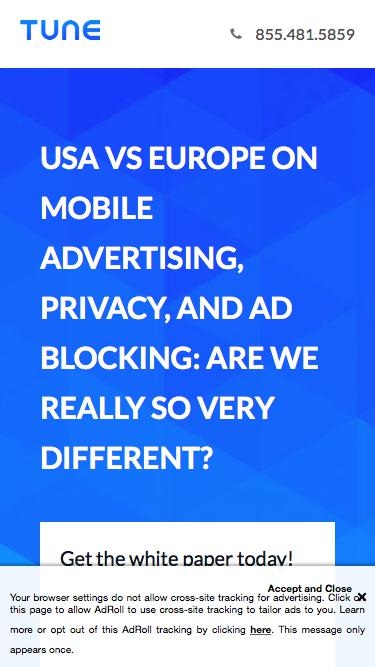 USA vs Europe on Mobile Advertising, Privacy, and Ad Blocking: Are We Really So Very Different?