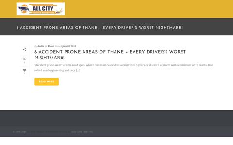 All City Packers & Movers Blog