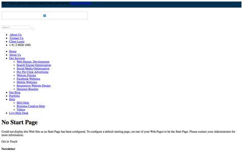 Australian Website Development