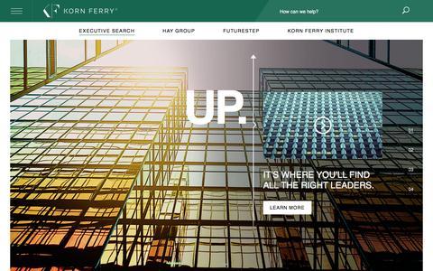 Korn Ferry | Executive Search, Advisory, RPO