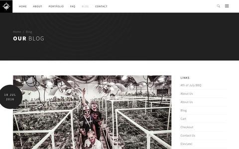 Center Mass Media Blog