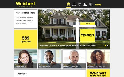 Careers at Weichert