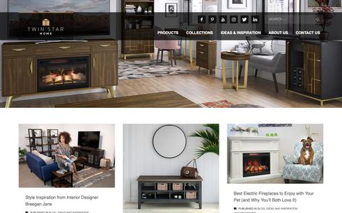 Screenshot of Blog twinstarhome.com - Blog Archives - Twin Star Home - captured May 29, 2019