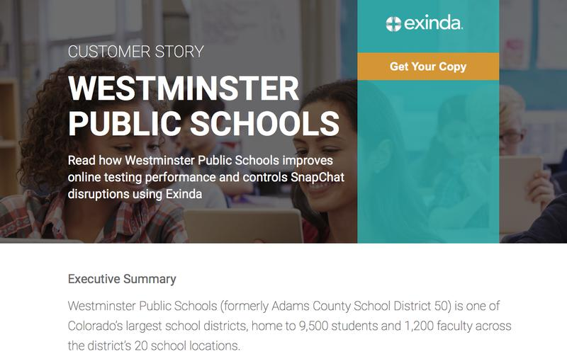 Customer Story | Westminster Ensures Flawless Online Testing Experience