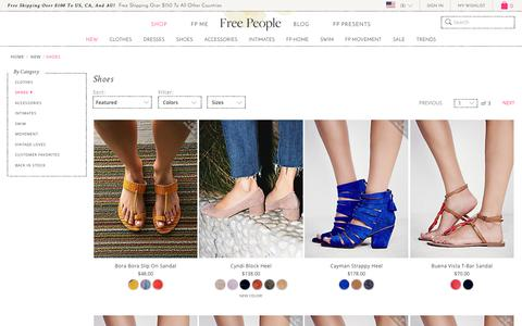 New Arrivals: Women's Shoes at Free People | Free People