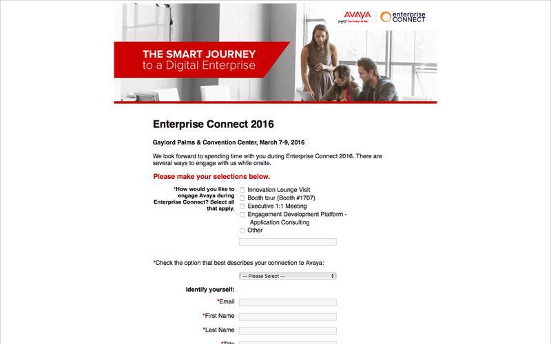 Enterprise Connect 2016