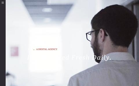 Stripes.  A digital agency.