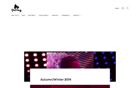 Autumn/Winter 2014 — MONEY