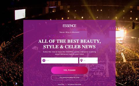 Entertainment | Essence.com