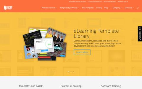Education Home Pages | Website Inspiration and Examples | Crayon