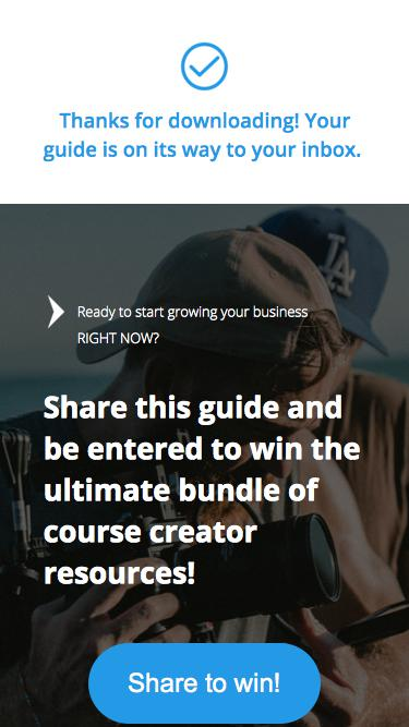 The Ultimate Course Creator Toolkit Contest