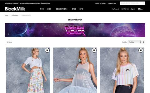DREAMWEAVER - Collections
