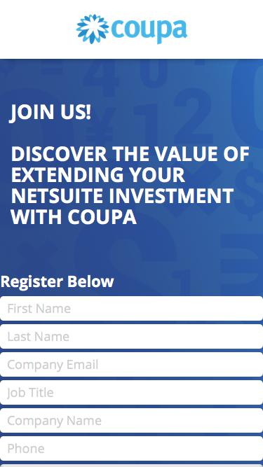Coupa Software | The Cloud Platform for Business Spend | Travel and Expense Management, Procurement, and Invoicing