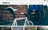New Screenshot Pure Fix Cycles, LLC Home Page