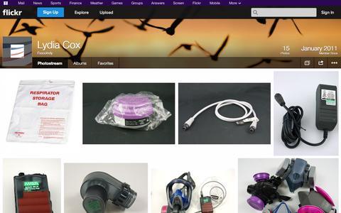 Screenshot of Flickr Page flickr.com - Flickr: EsscoIndy's Photostream - captured Oct. 22, 2014