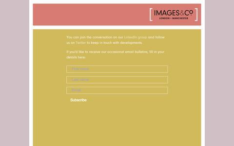 Screenshot of Signup Page images.co.uk - Images&co - captured Nov. 2, 2014