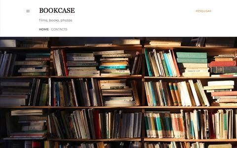 Screenshot of Home Page bookcase.pt - Bookcase - captured Aug. 3, 2018