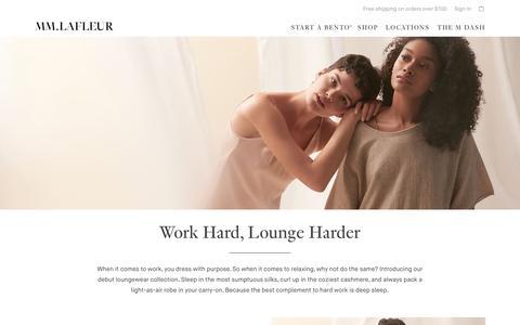 Loungewear   MM.LaFleur   MM.LaFleur