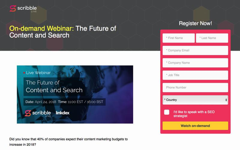 The Future of Content and SEO