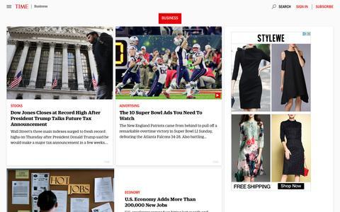 Business | Time.com