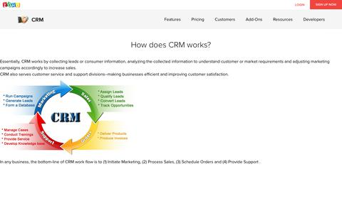 How CRM works? - Zoho CRM