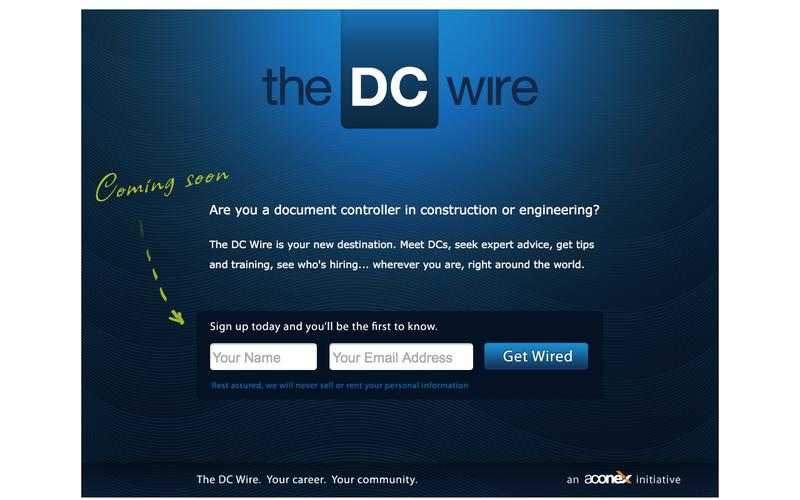 the DC wire