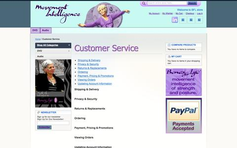 Screenshot of Support Page movementintelligence.co.il - Customer Service - captured Oct. 26, 2014