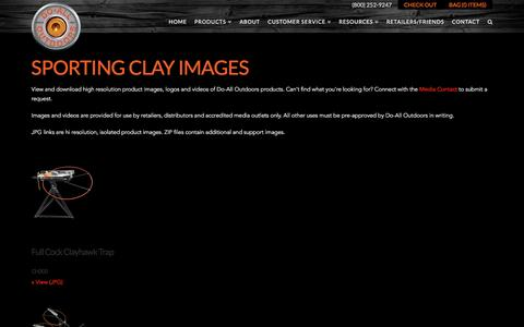Sporting Clay Images   Do All Outdoors