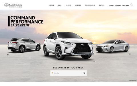 Lexus | Experience Amazing