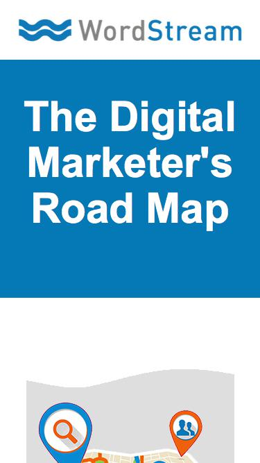 The Digital Marketer's Road Map