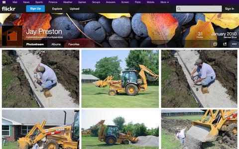Screenshot of Flickr Page flickr.com - Flickr: myfathershousecommunityservices' Photostream - captured Oct. 26, 2014