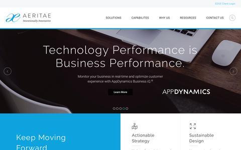 AERITAE – Intentionally Innovative