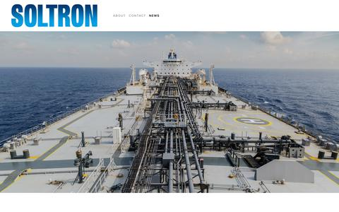 Screenshot of Press Page soltron.com - . — Soltron - captured Oct. 20, 2018
