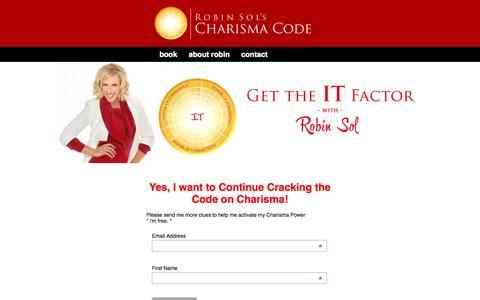 Screenshot of Signup Page robinsol.com - Sign Up! – RobinSol.com - captured Nov. 2, 2014
