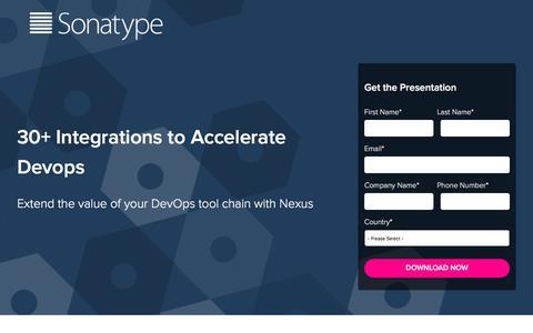 30 Nexus Integrations to Accelerate DevOps | Sonatype