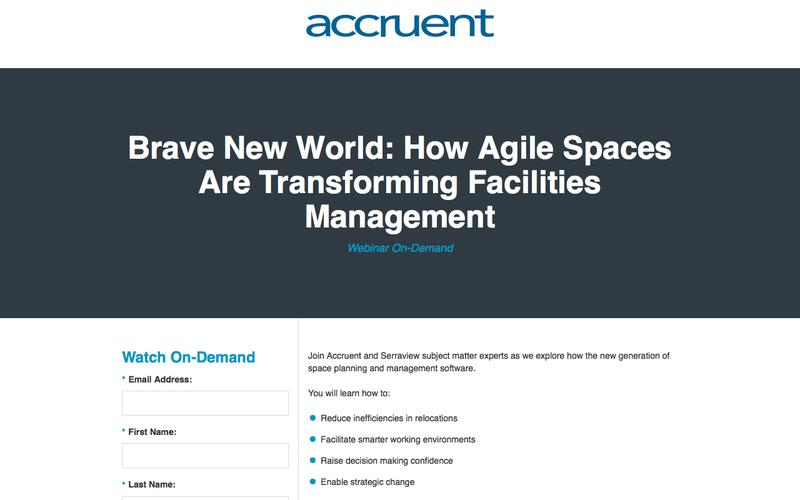 Brave New World: How Agile Spaces Are Transforming Facilities Management