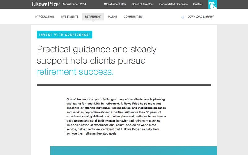 T. Rowe Price - Retirement