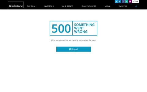 500 Something Went Wrong