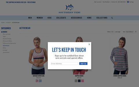 Women's Activewear | Southern Tide