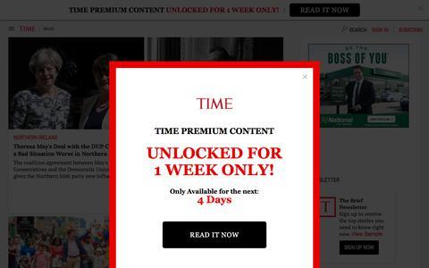 World | Time.com