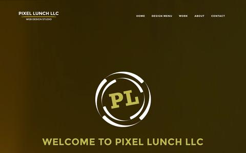 Screenshot of Press Page pixellunchdesign.com - Pixel Lunch LLC | Kansas City Web Design and Graphic Design - captured Oct. 2, 2014