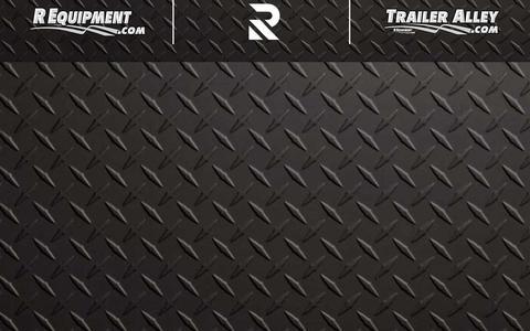 Screenshot of Home Page requipment.com - REquipment Home » R Equipment - captured Oct. 18, 2017