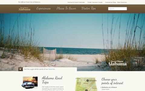 Alabama's Official Travel Guide - Alabama.Travel - Local Tips for Your Alabama Vacation