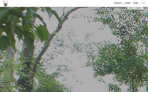 Screenshot of Home Page greenthorne.com - Greenthorne | The beauty of creative collaboration - captured Oct. 3, 2014